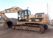 En venta maquina excavadora 325 dl ano 2007