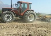 Excelente tractor fiat f 130 en pacasmayo