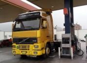 Volvo fh 12 420 cv globetrotter en excelentes condiciones en lima