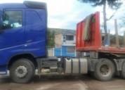 Vendo tracto camion volvo fh 480 ano 2016 en huamanga
