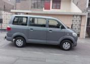 Vendo minivan suzuki ano 2016 en lima