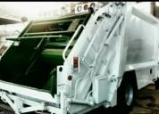 Vw worker camion compactador de basura en lima