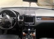 Volkswagen touareg 2012 en cajamarca
