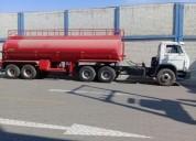 Alquiler de cisternas de agua de 12 17 y 23 m3 en trujillo