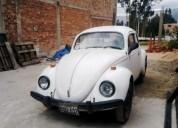 Excelente vochito 1984 en cajamarca