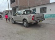 Camioneta hilux srv 4x4 turbo intercooler full equipo en lambayeque