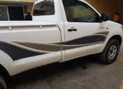 Toyota hilux 4x4 cabina simple 2012 en arequipa