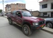 Vendo toyota hilux argentina 2003 en chachapoyas