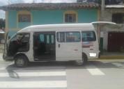 Se vende combi toyota t alto 3l super conservado en huancayo