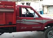 Camioneta toyota hilux 4x4 petrolero en chanchamayo