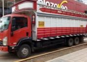 Camion isuzu camion doble eje isuzu 800 eje loca forward 800 en lima
