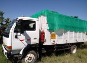 Nissan condor 5 ud 4 t m carga util en san martín