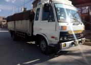 Vendo camion nissan condor en huamanga
