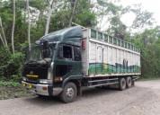 Se vende camion nissan condor en huamanga