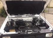 Vendo camioneta nissan 1991 diesel economica conservada en lima