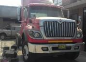 Tracto international workstar 7600 sba 6x4 ano 2013 en lima