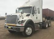 Camion tracto international en callao