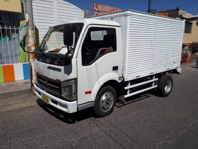 Camion Jbc en Arequipa