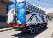 Se vende camion jac de 12 toneladas en huamanga