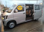 Vendo minivan en lima
