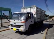 Vendo camion capacidad de 5 toneladas en arequipa