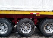 Iveco 6x4 ano 2006 furgon ano 2014