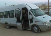En venta minibus iveco 20 asientos en arequipa