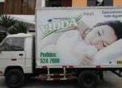 Vendo camioneta furgon ford land en huaura