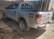 camioneta ford ranger 2016 en tacna