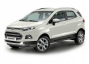 camioneta ford ecosport freestyle version 2015 en cusco