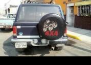 Vendo camioneta ford bronco ii dual glp en lima