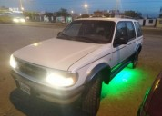 Vendo mi camioneta ford explorer xtl en arequipa