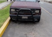 Vendo camioneta pick up ford ranzer en lima