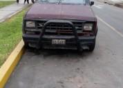 Vendo Camioneta Panel Ford en Huaura