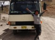 Vendo camion hyundai modelo fuso listo para trabajar en canchis