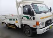 Camion hyundai seminuevo en trujillo