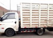Camion baranda hyundai truck ano 2014 en lima