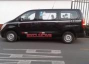 Vendo minivan 2013 en callao