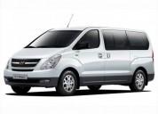 Alquiler minivan con conductor h1 2018 hyundai 11 pasajeros en lima