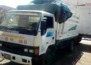 Vendo camion hyundai con turbo en huánuco