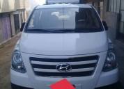 Se vende por ocacion minivan h1 2018 en lima