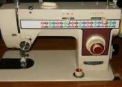 Reparacion y mantenimiento de maquina de coser