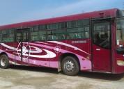 Vendo 02 buses inter-urbano