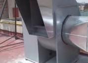 Mantenimiento sistema de extracción monoxido lima