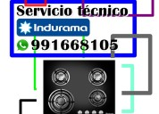 991668105 mantenimiento serviico tecnico indurama