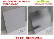 Cielo raso baldosas vinil crocco house 968502936