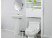 Organizador de baño sobre inodoro malaga