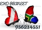 Eko planeet fumigacion sudafrica/peru 5080253