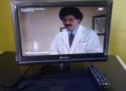 Televisor 16 pulgadas s/. 155 negociable