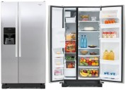 Refrigeradoras side by side, no frost,lg,mabe